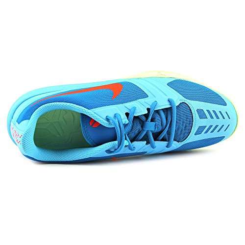 Nike Mens Kb Denkwijze Basketbalschoen Clrwtr / Brght Crmsn-lt Bl Lcqr