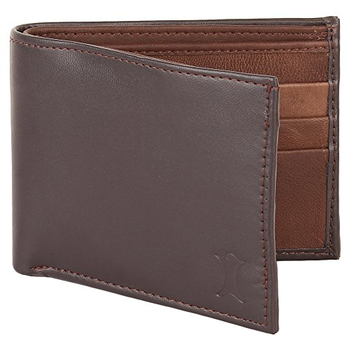 Creature Classy PU leather Wallet/Purse for Men/Boys with 6 card Slots(BROWN || WL-013)