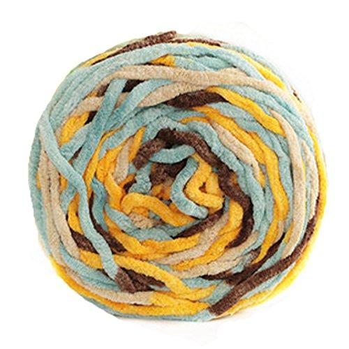 Celine lin Blanket Knitting Multi colored89