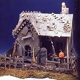 The Haunted House Dollhouse Kit