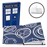 Doctor Who 3 Piece Gift Set - Sonic Screwdriver, TARDIS Key Chain and Journal - For the Ultimate Dr. Who Fan!
