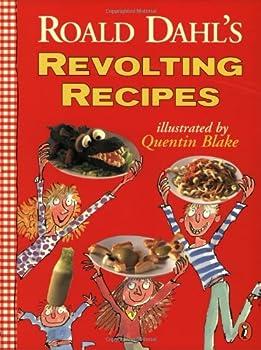 Roald Dahl's Revolting Recipes 0140378200 Book Cover