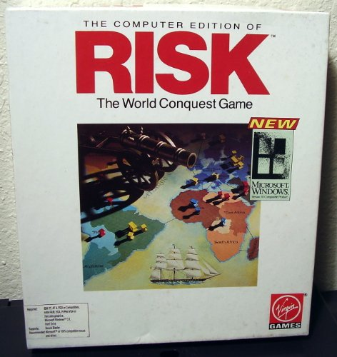 Risk: The World Conquest Game