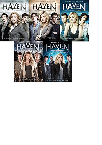Haven Complete Series Seasons 1-5 Vol 1 Set