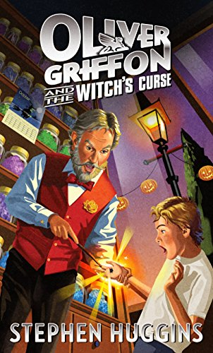 Oliver Griffon and the Witch's Curse]()