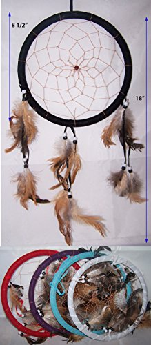 Handmade Dream Catchers Wall Hanging Decorations 4 Pc Pack (NpDc56A-4 Z)
