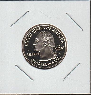 2001 S Washington State Quarter Kentucky Quarter Superb Gem Proof US Mint