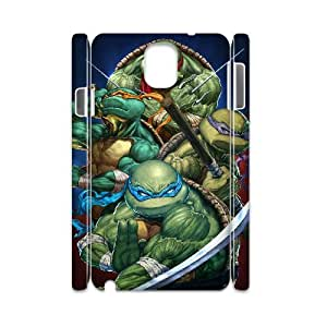 XOXOX Ninja turtles Phone 3D Case For Samsung Galaxy note 3 N9000 [Pattern-4]