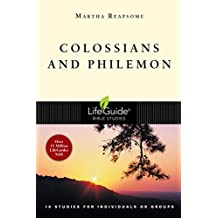 Colossians & Philemon (Lifeguide Bible Studies)
