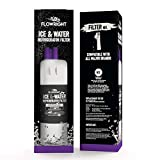 Refrigerator Water Filter For Replacement Of Models W10295370, W10295370A, EDR1RXD1B That Are Found In Top Freezer, Bottom Freezer, and Side-By-Side Fridge Of Big Name Brands - (1 Pack)
