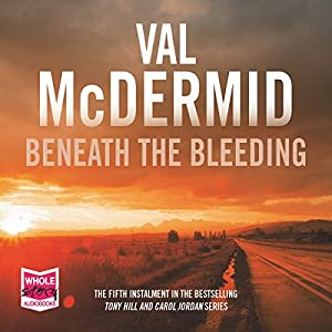 Beneath the Bleeding Audiobook