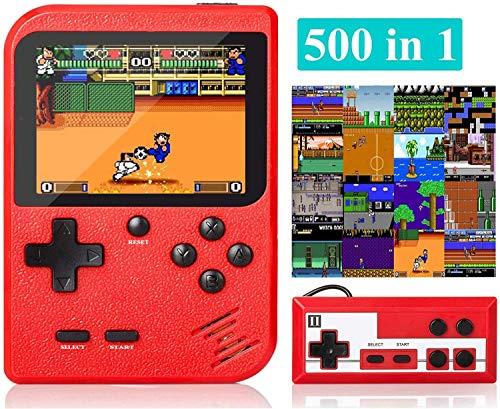 Handheld Game Console Retro
