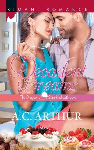 book cover of Decadent Dreams