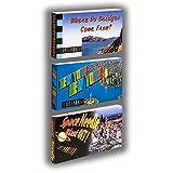 Fliptomania Landmarks of the U.S.A. New York, San Francisco, Seattle Flipbooks (3 Pack)