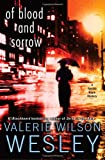 Front cover for the book Of Blood and Sorrow by Valerie Wilson Wesley