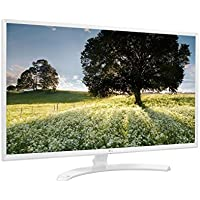 LG 32MP58HQ-W White 31.5 FHD IPS Widescreen LED Backlight Monitor 5ms 1920 x 1080 at 60 Hz, On Screen Control w/ Screen