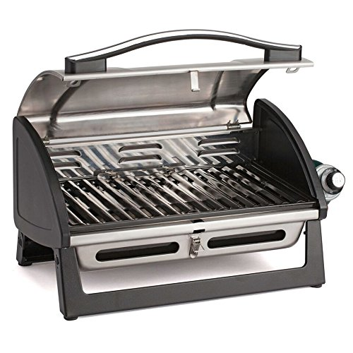 1. Cuisinart CGG-059 Grillster Portable Gas Grill - The best portability