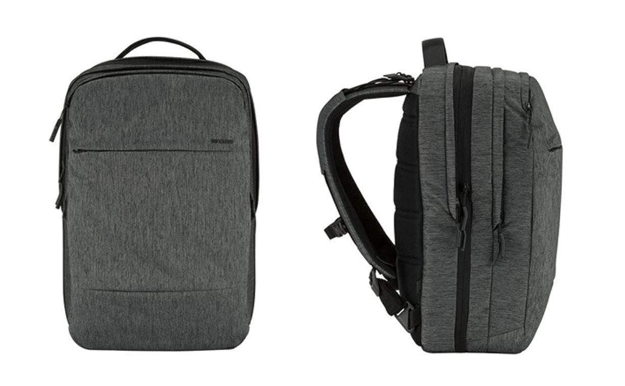INCASE [インケース] - City Commuter Backpack INCO100146-HBK (Heather Black) (並行輸入品) B07QTPP2C8