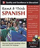 Read and Think Spanish (Book), Think Spanish! Magazine, 0071474927