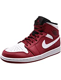 Jordan Men's Air Jordan 1 Mid Basketball Shoe