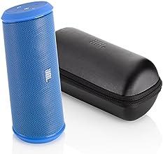 JBL Flip II Sistema Audio Portabile, Wireless, Bluetooth, Blu
