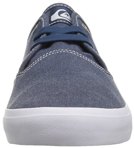 Shoe Men Quiksilver Orange White Skateboarding Shorebreak Blue trd0Ad