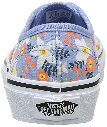 Vans Unisex-Kinder Authentic Low-Top Mehrfarbig ((Floral Pop) Bel Air Blue)