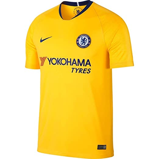 new arrivals 56f6b a6c9f NIKE Chelsea Away Soccer Jersey 2018-2019