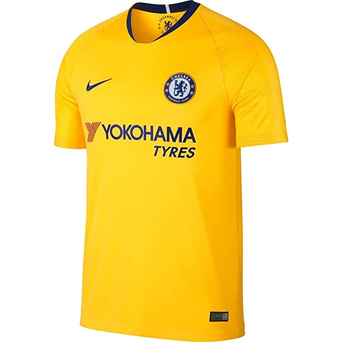 new arrivals 0fb69 86724 NIKE Chelsea Away Soccer Jersey 2018-2019