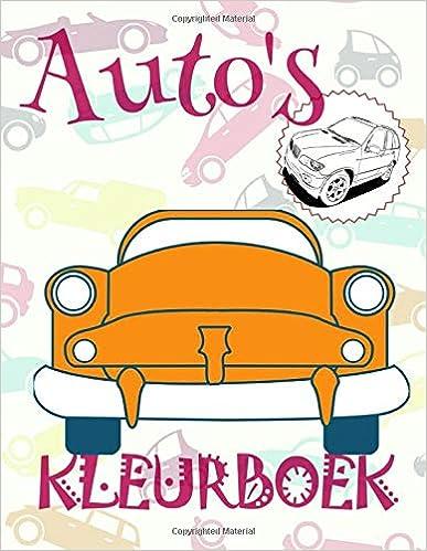 Cars Kleurplaten Games.Kleurboek Auto S The Best Cars Coloring Book For A