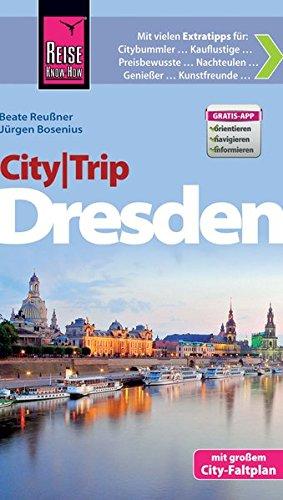 Reise Know-How CityTrip Dresden: Reiseführer mit Faltplan und kostenloser Web-App