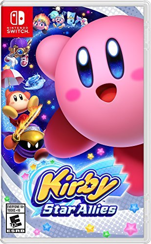 Kirby Star Allies - Nintendo Switch (Best Snes Adventure Games)