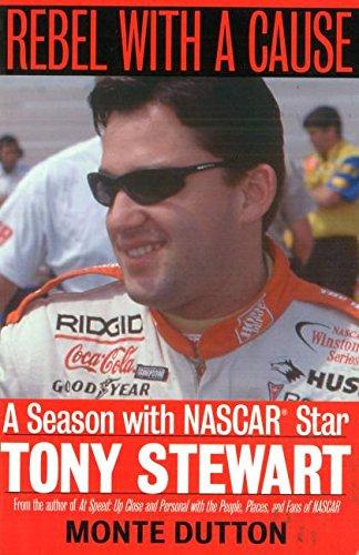 Download Rebel With a Cause: A Season With NASCAR Star Tony Stewart pdf epub