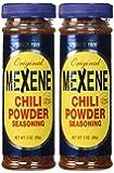 Mexene Original Chili Seasoning - 3 Oz (Pack of 2)