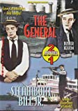 The General / Steamboat Bill Jr.