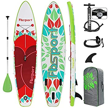 FBSPORT Inflatable Stand Up Paddle Board