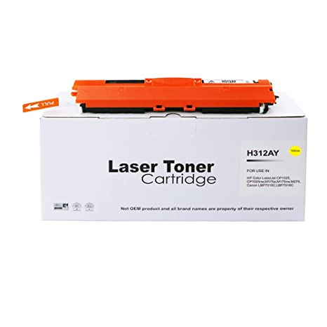 alpa-cartridge Magenta Laser Cartucho de tóner para Hewlett ...