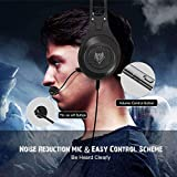 NUBWO Gaming Headset, Xbox One PS4 Headset, Noise
