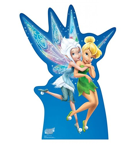 Tinker Bell & Periwinkle - Tinker Bell: Secret of the Wings - Advanced Graphics Life Size Cardboard Standup