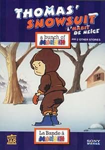 Thomas 39 snowsuit l 39 habit de neige a bunch of for Thomas snowsuit coloring page