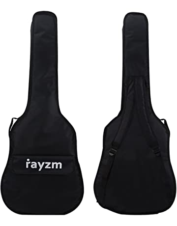 Amazon.es: Fundas para guitarras acústicas: Instrumentos musicales