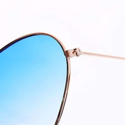 GCCI Gafas de sol de moda de verano con forma de corazón ...