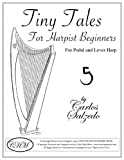Tiny Tales for Harpist Beginners, Carlos Salzedo, 1934850411