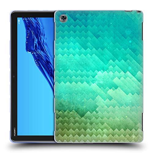 Official Spires Dig Sig Slabs Soft Gel Case for Huawei MediaPad M5 Lite