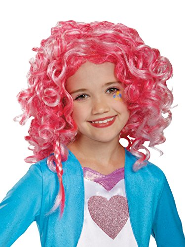 Pinkie Pie Equestria Child Wig -