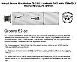 Mikrotik Groove 52 ac Outdoor CPE 802.11ac Gigabit PoE 2.4GHz 5GHz 5W OSL3