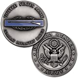 Army Combat Infantry Badge Challenge Coin