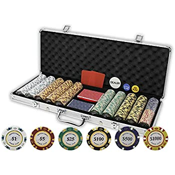 Game Collection Cards Hobby & Collectibles New Quality Star Of A Leaf Chip Box 14g Clay Chips Set Metal Texas Holdem Poker Chips Casino Coins Poker Club Accessories Selected Material