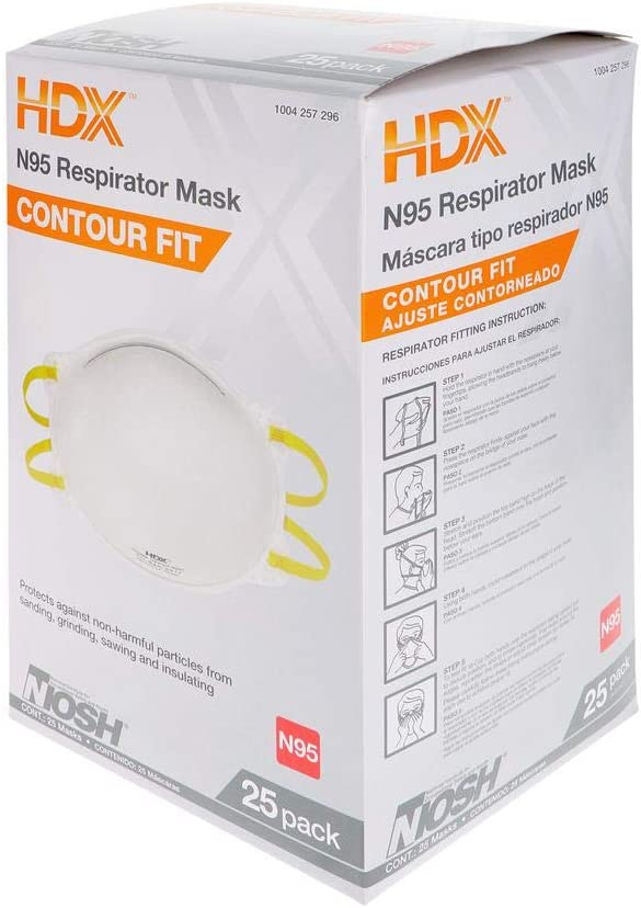 n95 mask hdx