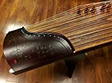 Sound of China Rosewood Guzheng with Chinese Painting
